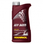 MANNOL ATF AG55 4L image
