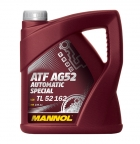 MANNOL ATF AG52 AUTOMATIC SPECIAL 4L image